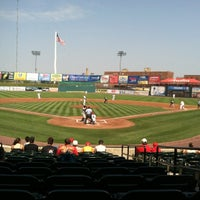 Photo taken at Clipper Magazine Stadium by Rob B. on 7/17/2012