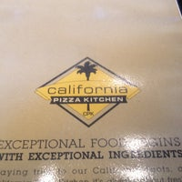 Photo taken at California Pizza Kitchen by Erin M. on 3/20/2012