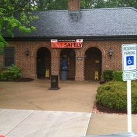 Photo taken at Dinwiddie Safety Rest Area South by Decatur B. on 4/26/2012