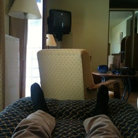 Photo taken at Best Western Santakos Hotel by Lusia A. on 6/26/2012