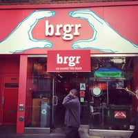 Photo taken at brgr by Bastian B. on 6/8/2012