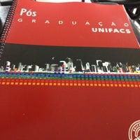 Photo taken at UNIFACS - Universidade Salvador by Tiara Marcelle M. on 7/3/2012