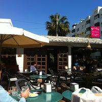 Photo taken at Baskin Café by Naga S. on 3/21/2012
