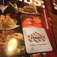 Photo taken at TGI Fridays by Anissa S. on 7/3/2012