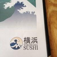 Photo taken at Yokohama Sushi by Christine K. on 3/22/2012