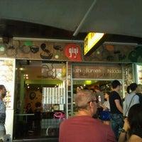 Photo taken at Gigi Sushi Bar by Glenn S. on 4/15/2012