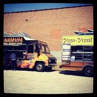 4/7/2012 tarihinde Bryan F.ziyaretçi tarafından Deep Ellum Brewing Company'de çekilen fotoğraf