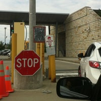 Photo taken at United States Border Station - Highgate Springs by Alexandra on 7/2/2012