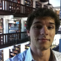Photo taken at Biblioteca George Alexander by Thiago G. on 2/15/2012