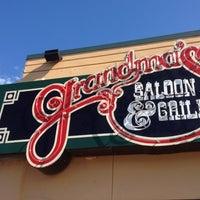 Photo taken at Grandma's Saloon & Grill by Nicole U. on 7/8/2012