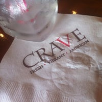 Photo taken at CRAVE by Bailey on 8/4/2012