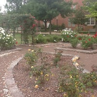 Photo taken at Rose Garden by Joseph S. on 5/1/2012