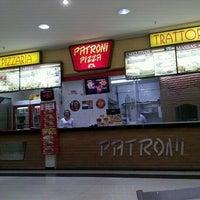 Photo taken at Patroni Pizza by Emerson A. on 6/7/2012