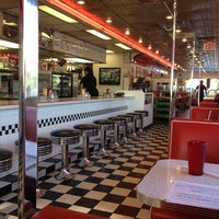 Photo taken at Park Diner by Tracey S. on 5/11/2012