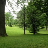 Photo taken at Delaware Park by Victor R. on 6/4/2012