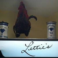 Photo taken at Lettie's  Kitchen by Sean S. on 4/10/2012
