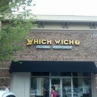 Photo taken at Which Wich? Superior Sandwiches by @rhemafire on 8/4/2012