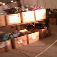 Photo taken at Adidas Tent Sale by Francisco J. on 5/11/2012