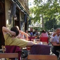 Das Foto wurde bei Kaffeehaus SowohlAlsAuch von Docjur am 8/19/2012 aufgenommen