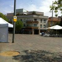 Photo taken at Plaça de l'Estació de Sant Cugat by Patricia R. on 5/4/2012