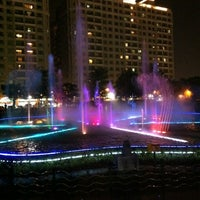 Photo taken at 光明公園 by Monica C. on 8/5/2012