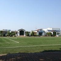 Photo taken at 납읍초등학교 by 동필(Dongpill) 박. on 5/28/2012