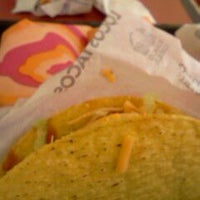 Photo taken at Taco Bell by Rho Rho 4. on 6/30/2012