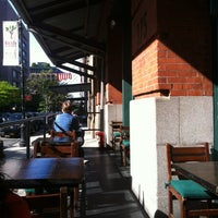 Photo taken at Tribeca Grill by Seth F. on 5/6/2012