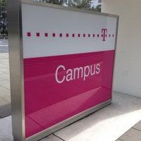 Das Foto wurde bei Deutsche Telekom Campus von XaB am 6/5/2012 aufgenommen