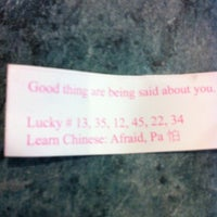 Photo taken at Great Wall Chinese Restaurant by Shannon M. on 6/17/2012