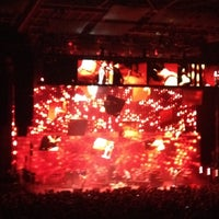 Photo taken at Xfinity Center by Colin C. on 5/30/2012