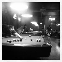 Photo taken at Break Bar & Billiards by Mike A. on 7/19/2012