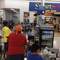 Photo taken at Walmart Supercenter by Yolanda S. on 8/11/2012