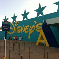 Photo taken at Disney's All-Star Music Resort by Troy E. on 2/21/2012