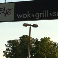 Photo taken at R. Rice Wok Grill Sushi by Suraj K. on 6/16/2012