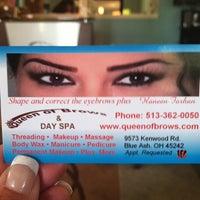 Queen Of Brows - 5 tips