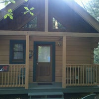 Photo taken at a time for two cabin by Kayla S. on 6/25/2012