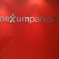 Photo taken at Nexumparkofis by Engin D. on 5/31/2012