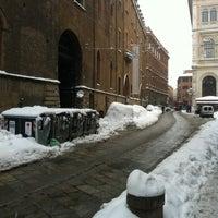 Photo taken at Palazzo Pepoli - Museo della Storia di Bologna by Hargo N. on 2/2/2012