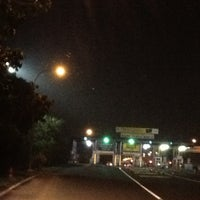 Photo taken at Gerbang Tol Taman Mini Utama by eko k. on 4/19/2012