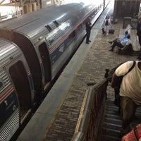 Photo taken at Amtrak: Harrisburg Transportation Center (HAR) by Richard J. on 6/8/2012