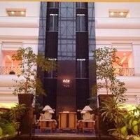 Photo taken at International Hotel by Oswaldo D. on 3/16/2012