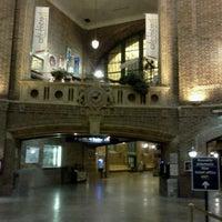 Photo taken at Gare du Palais by Carmen L. on 3/22/2012