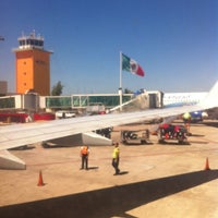 Photo taken at Licenciado Gustavo Díaz Ordaz International Airport (PVR) by Pedro E. on 3/9/2012