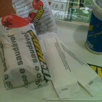 Photo taken at Subway by Arthur M. on 3/6/2012