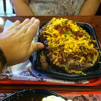 Photo taken at Full Moon BBQ by Michael L. on 8/31/2012