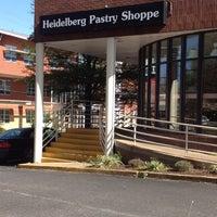 "Photo taken at Heidelberg Pastry Shoppe by ""  Thomas D. on 3/29/2012"