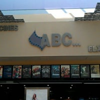 Photo taken at Cines ABC by Mark P. on 5/8/2012