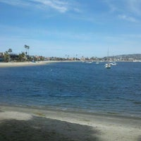 Photo taken at Mission Bay Park by Caitanya C. on 3/28/2012