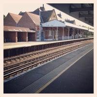 Photo taken at Herne Bay Railway Station (HNB) by Alice on 6/20/2012